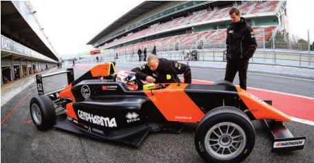 Suleiman Zanfari rejoint MP Motorsport en F4 espagnole pour 2021