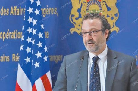 David Schenker: Les relations américano-marocaines sont plus fortes que jamais