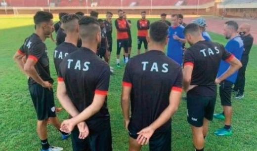 Kelvin Kaindu Nkana FC prendra au sérieux le TAS