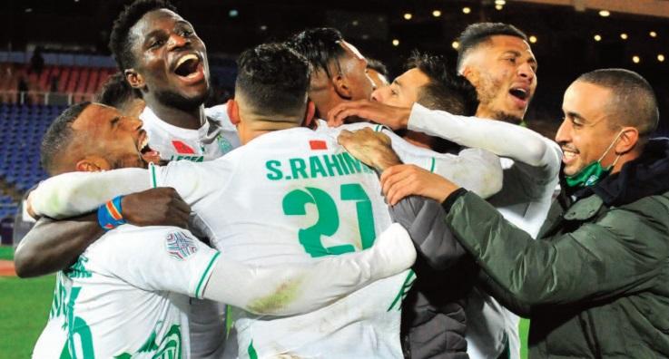 Le Raja s'offre Al Ismaily et la finale de la Coupe arabe Mohammed VI des clubs champions