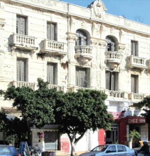 L'artiste et le lieu: Nathalie Rias se remémore l'hôtel de France à El Jadida