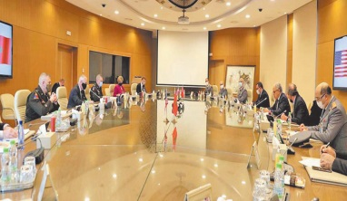 Le Maroc et les Etats-Unis satisfaits du bilan de leur coopération militaire