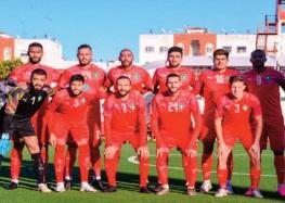 Le Onze national conforté par une victoire en amical avant l' entame du CHAN