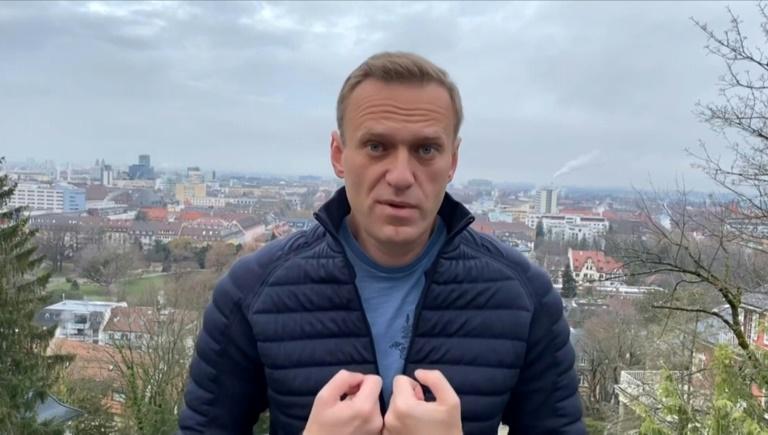 L'opposant Alexeï Navalny rentrera en Russie le 17 janvier