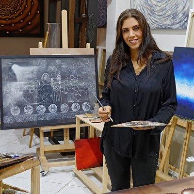 Ilham Laraki Omari: La peinture conjuguée au féminin