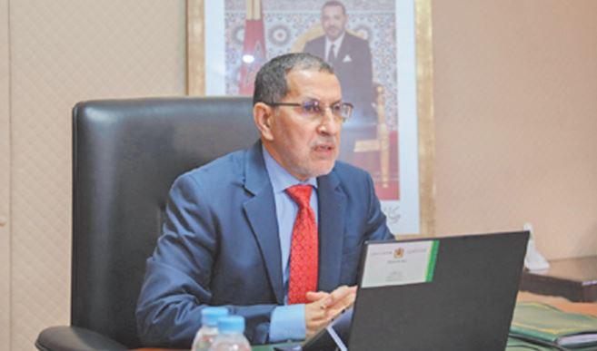 Saad Dine El Otmani : Le Maroc a réalisé des acquis stratégiques dans ses provinces du Sud