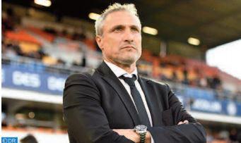 Bernard Casoni, nouvel entraîneur du MCO