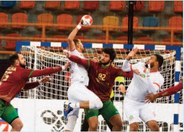 Mondial de handball. Le Sept national s'incline face au Portugal