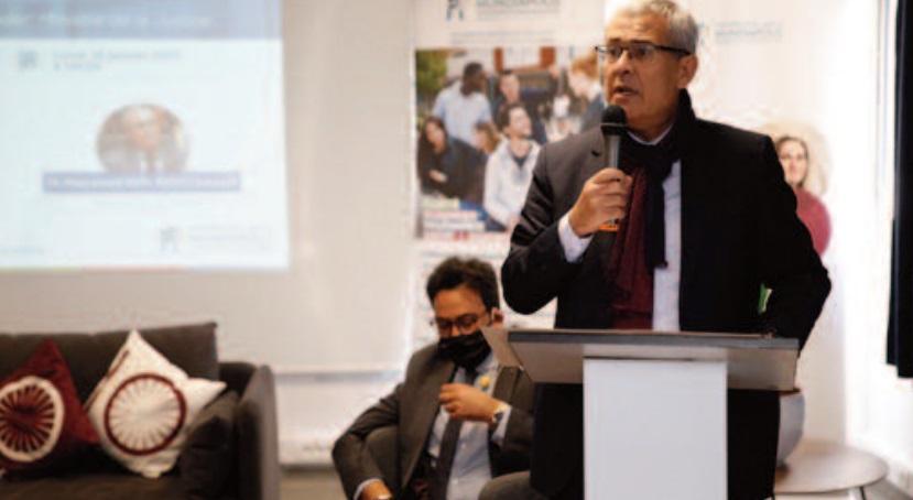 Mohamed Benabdelkader pose les conditions de modernisation du système judiciaire