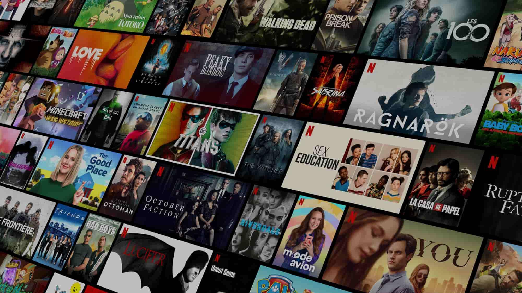 Netflix dépasse les 200 millions d'abonnés payants dans le monde