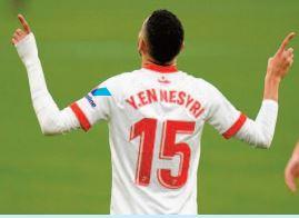 Deuxième hat-trick pour Youssef En-Nesyri