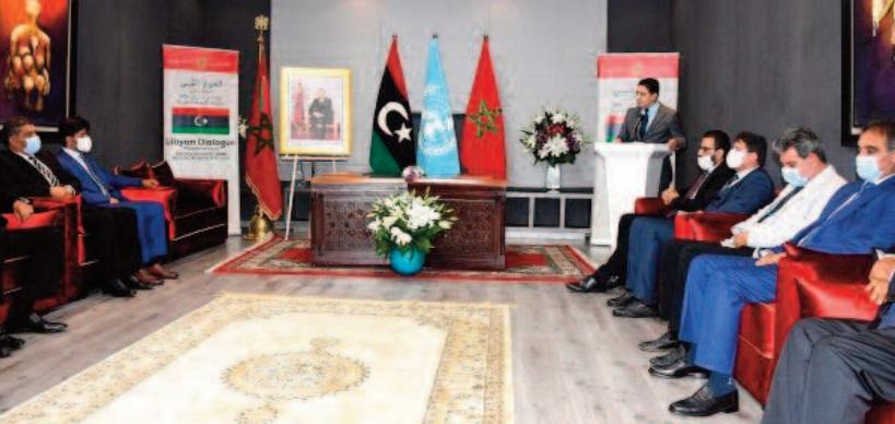La Ligue arabe salue les accords auxquels les parties libyennes sont parvenues à Bouznika