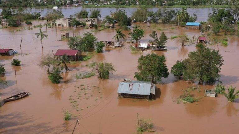 Au Mozambique, des milliers de personnes sans foyer après le cyclone Eloïse