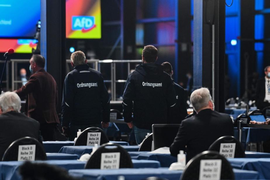 L'extrême droite allemande menacée d'une mise sous surveillance policière