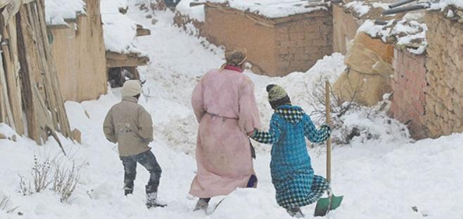 1.776 douars ciblés par le Plan national de lutte contre la vague de froid