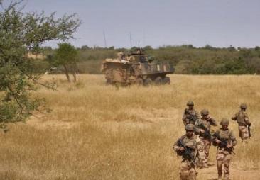 Une centaine de jihadistes tués lors d' une opération franco-malienne