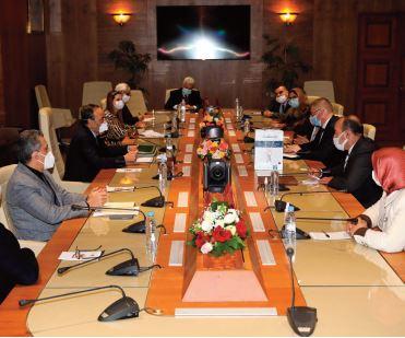 La Chambre des représentants déterminée à développer sa coopération avec la société civile
