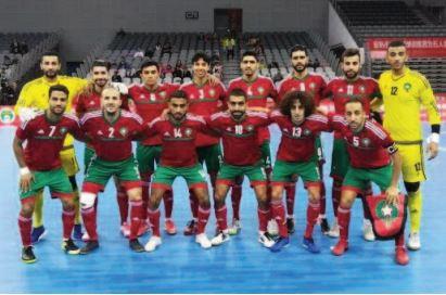 Futsal : Double confrontation amicale Maroc-Panama