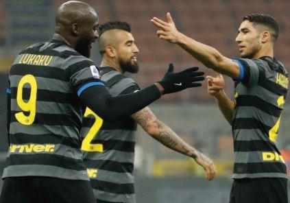 Milan, l'Inter et la Juve font le plein