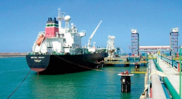 L'activité portuaire affiche sa résilience au terme de l' année 2020