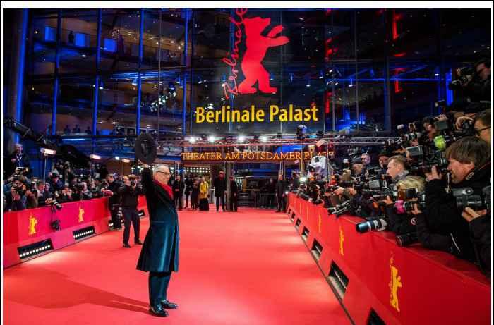 Le jury de la Berlinale composé des précédents lauréats de l'Ours d'or