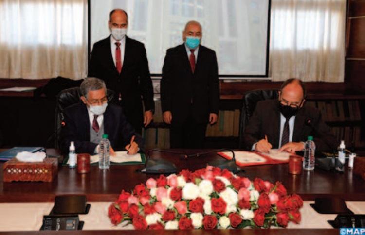 Protocole de coopération pour accélérer l'intégration de l'amazigh dans les travaux de la Chambre des conseillers