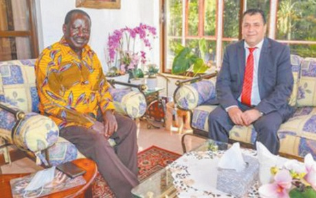 Raila Odinga: La reconnaissance par les Etats-Unis de la marocanité du Sahara va changer beaucoup de choses en faveur du Maroc