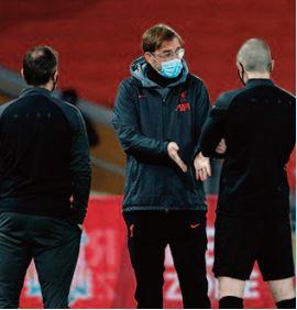 Liverpool interdit d'entrée en Allemagne pour la Ligue des champions