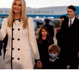 Ivanka Trump et Jared Kushner ont quitté leur maison de location à Washington