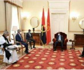Boukadoum et Ould Salek repartent les mains vides d'Angola