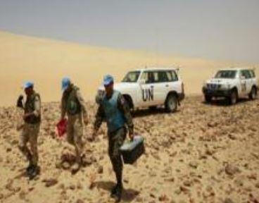 La direction du Polisario empêche les éléments de la MINURSO de s 'acquitter de leur mission
