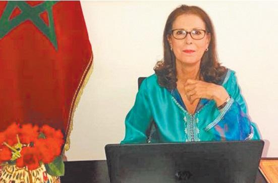 Oumama Aouad: Fidèle à son engagement pour la cause palestinienne, le Maroc continuera à plaider pour la solution à deux Etats