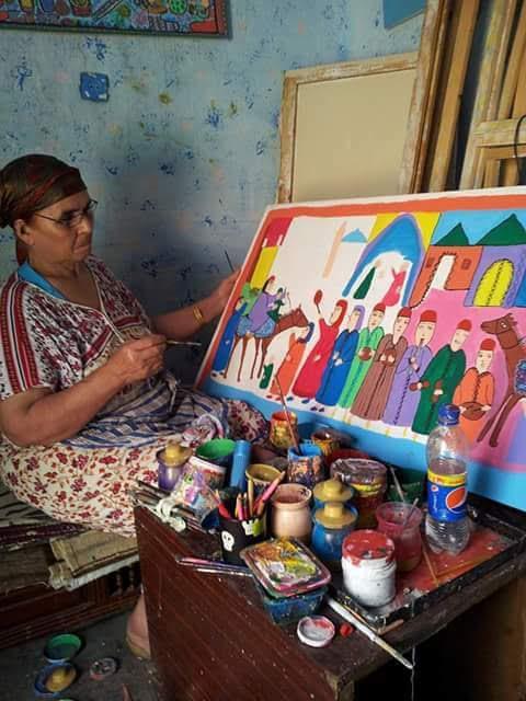 Fatima Diouani : Pour une palette onirique