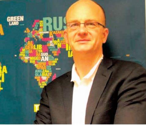 Jesko S. Hentschel, directeur du département Maghreb et Malte de la Banque mondiale au Maroc