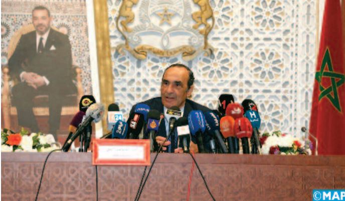 Habib El Malki salue le leadership Royal dans la lutte contre la pandémie