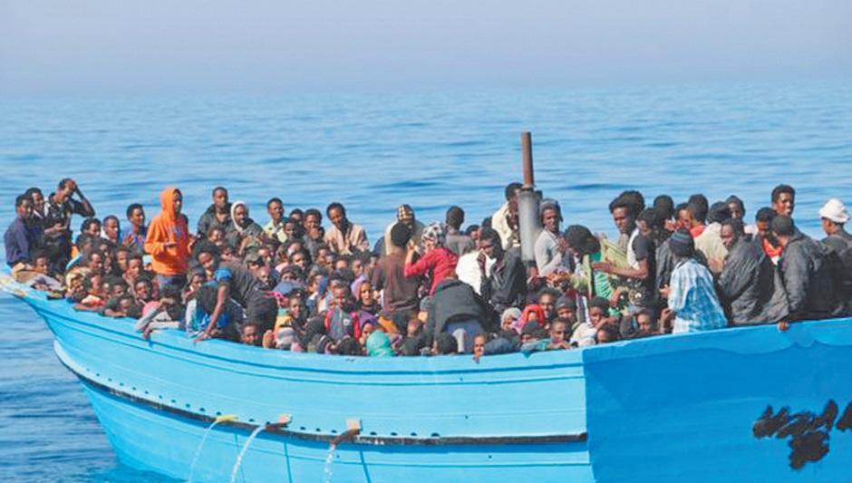 La migration irrégulière a un coût