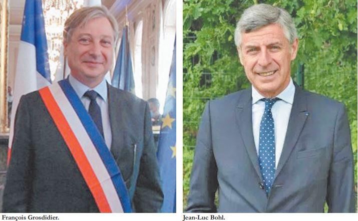Deux maires français appellent l'UE à suivre l' exemple des Etats-Unis