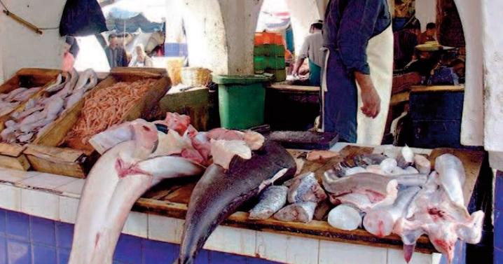 Le prix du poisson et des huiles en hausse à fin janvier