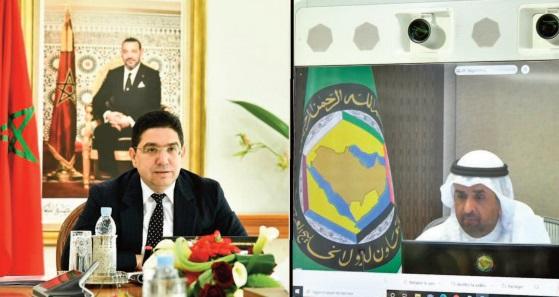 Prorogation du plan d'action Maroc-CCG jusqu'en 2024