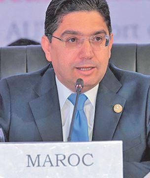Nasser Bourita appelle l'UE à soutenir la dynamique positive au Sahara marocain