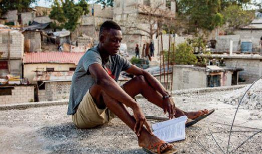 L'insouciance volée des enfants haïtiens, privés d'école
