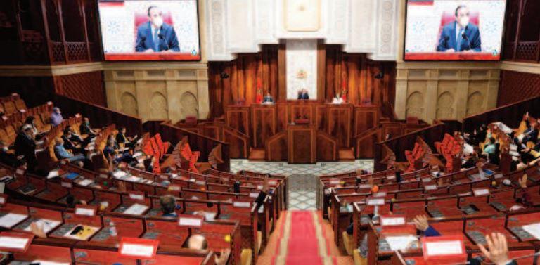 Adoption d' un projet de loi sur les élections en commission de l'Intérieur à la Chambre des représentants