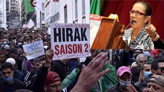 """Un parti d'opposition algérien dénonce une """" propagande médiatique hideuse """" du pouvoir contre le """"Hirak"""""""