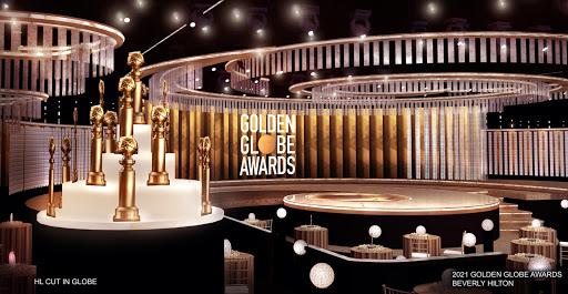 """Nomadland"" et Chadwick Boseman sacrés aux Golden Globes"
