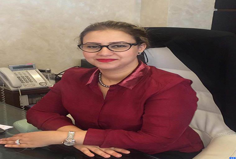 Hind Sennoun, la femme d' affaires marocaine qui a réussi à percer en Inde