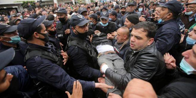 Une ONG alerte sur l'ampleur de la répression en Algérie