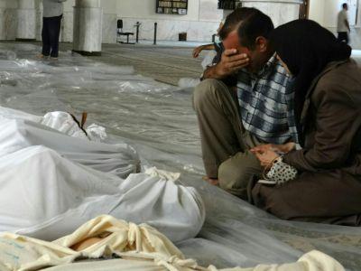 Une plainte visant les attaques chimiques attribuées au régime syrien déposée à Paris