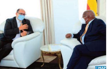 Examen des moyens de renforcer les relations maroco-ougandaises