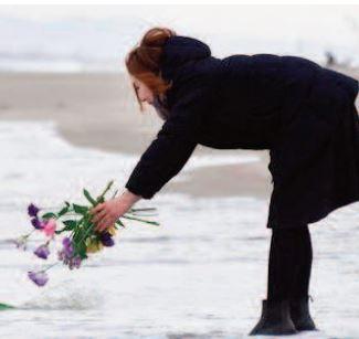 Le corps d' une femme retrouvé et identifié 10 ans après le tsunami de 2011