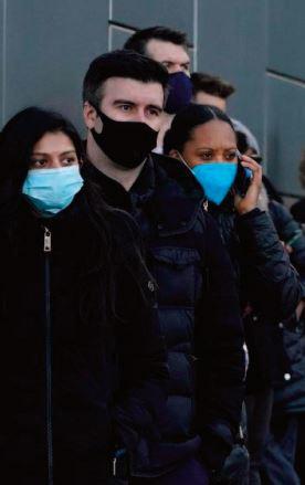 L'épidémie ralentit aux Etats-Unis Mais repart en Europe